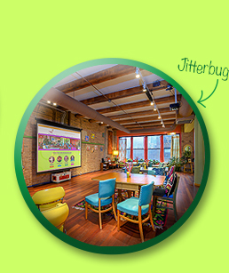 Jitterbug Meeting Room